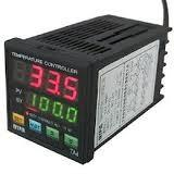 Buy cheap high anti-interference, 110-240V AC/DC PID auto- tuning Digital Pid Temperature Controller product