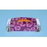 Buy cheap Caixa acrílica do tecido da forma rápida da forma da entrega from wholesalers