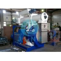 Buy cheap 110kw Cattle Feed Pellet Making Machine With Stainless Steel Ring Die product