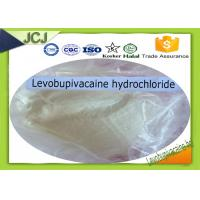 Buy cheap Levobupivacaine Hydrochloride Local Anesthetic Powder For Pain Killer CAS 27262-48-2 product