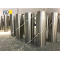 Buy cheap Sliver Removable Security Bollard 304 Stainless Steel Material Anti Impact product