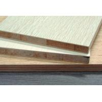Buy cheap Strong Nail Holding Laminated Block Board For Package 1220*2440 MM product