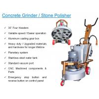 Buy cheap Auto Walk Concrete Floor Polisher Fast Speed Self Propelled Planetary System product