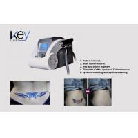 Buy cheap Multifunction Q-Switch Long Pulse Nd Yag Laser Hair Removal Machine For Pigmention product
