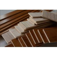 Iroko engineered wood flooring, natural/stain color; AB grade, flat surface, good quality