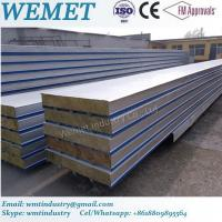 Buy cheap Old type rock wool fire proof insulated roof panel 960mm product