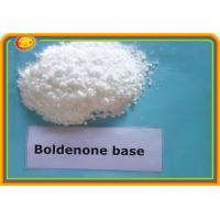 Buy cheap Boldenone base 846-48-0​​ Boldenone Steroid White Crystalline Powder product