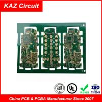 Buy cheap HDI Printed Circuit Boards Blind Via PCB Burried Vias Impedance Control BGA product