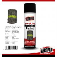 Buy cheap Fluorescent Orange Tree And Log Marking Paint Waterproof With Strong Adhesive product