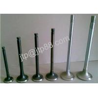 Buy cheap Auto Spare Parts Diesel Engine Valve 6N9915 / 6N9916 Inlet And Exhaust Valves product