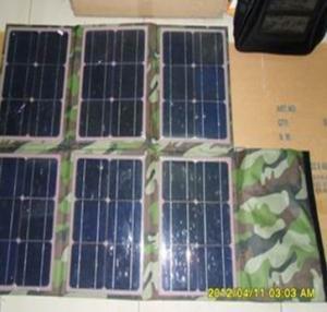 China 60W Foldable/Portable Solar Panel on sale