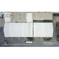 Buy cheap Snow Resistance Steel Structure Prefabricated  Emporary Storage Tent  for Industrial Storage product