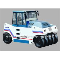 Buy cheap Pneumatic Road Roller XG6262P 26 T with air conditioner cabin and 29500kg weight product