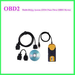 China New High quality Multi-Di@g Access J2534 Pass-Thru OBD2 Device  on sale