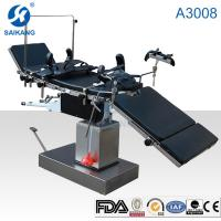 Buy cheap Surgical Equipment :Operation Table, A3008 OT Table Hydraulic product