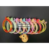 Buy cheap Flexible promotional new silicone bracelet shaped mobile phone cover with multi-purpose product