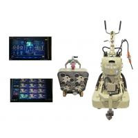 Buy cheap Walking And Monitor Advanced Terrazzo Floor Grinding Machine Remote Control product