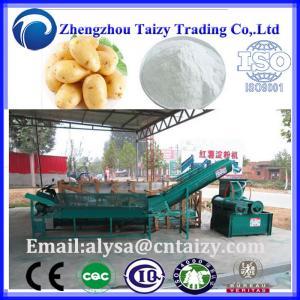 Buy cheap Direct Manufacturer  potato starch making machine product
