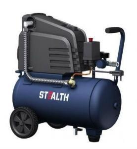 China Hotdog Low Pressure Air Compressor Oil Free 0302441125 Psi 50% Duty Cycle on sale