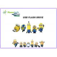 Buy cheap Despicable Me 2 Customized USB Flash Drive High Read / Write Speed HT-93 product