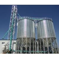 Buy cheap Steel Grain Storage Steel Silo Forming Machine Corrugated Steel Silo Panel Roll Former product