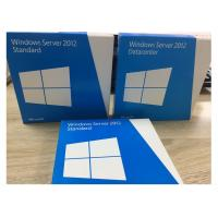 Buy cheap Microsoft Windows Server 2012 R2 Datacenter Standard English Versions DVD OEM PACK product