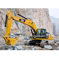 Buy cheap CAT 330D2L Hydraulic Crawler Excavator 9.6 rpm Swing Speed with 1.54m³ bucket product