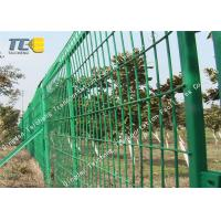 Buy cheap Light Weight Welded Mesh Fencing Isolation Pier Guardrail Weather Resistance product