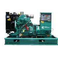 Buy cheap 30kw Water Cooled 4 Cylinder Used Cummins Generator 4B3.9-G2 With Excellent Reliability product
