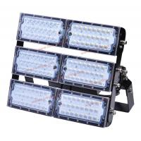 Buy cheap 300 Watts Adjustable LED Flood Lights Lumileds With AluminumFinMaterial Waterproof IP65 product