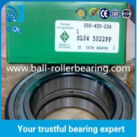 Buy cheap OEM Cylindrical Full Complement Roller Bearing SL04 5022PP For Machine Tool product