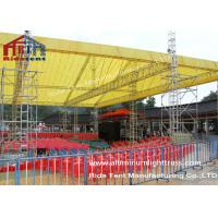 Buy cheap High Hardness Aluminum Circular Round Lighting TrussCurved Truss System 1-4m Length product