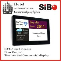 Buy cheap 7 Inch In Wall Android Tablet PC With POE, Temperature Sensor For Smart Home product