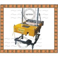 Buy cheap Steady Internal Cement Plastering Machine product
