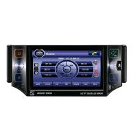 China 7inch touch screen one din car dvd player with GPS/3D Menu/Blue tooth/TV/AM/FM on sale