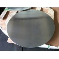 Quality 1100 1050 O Temper Mill Finished Aluminium Circle Thickness 0.5 -3.0mm, Dia for sale