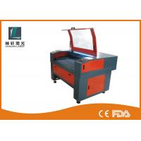 Buy cheap Fabric Textile CO2 Laser Engraving Cutting Machine 180w With Honeycomb Working Table product