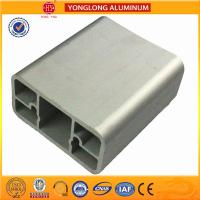 Buy cheap Aging Resistance Aluminum Heatsink Extrusion Profiles Good Recovery Performance product