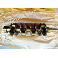 Buy cheap TOYOTA 3L Car Engine Crankshaft With Iron Casting Material OEM ME071224-28 product