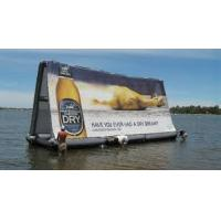 Buy cheap 2014 hot sell outdoor advertising inflatable billboard product