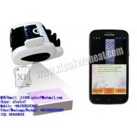 China XF Infrared Money Detector Machine Camera To Scan Invisible Bar-Codes Marked Playing Cards on sale