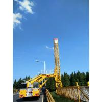Buy cheap High Efficient Under Bridge Access Platforms With Hydrostatic Drive VOLVO 8x4 product