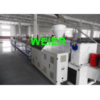 China  Wood Plastic Composite WPC profile  Extrusion line For Decking / Fencing  for sale