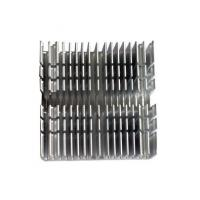 Buy cheap CNC Machining Aluminum Heatsink Extrusion Profiles 6061 T6 / T66 For Trains Machinery product