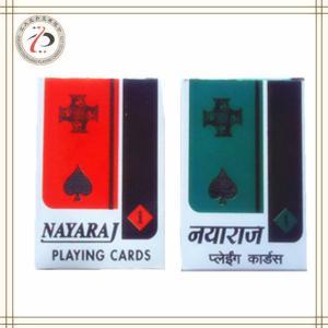 China INDIA NAYARAJ CHEAP PLAY CARD on sale