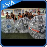 China  Outdoor Inflatable Bumper Ball , Loopyball bubble soccer , Bubble football  for sale