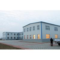 Double Span Portable Factory Steel Buildings Modular Design High Durability
