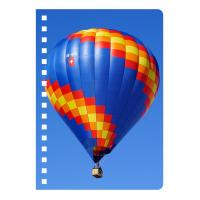 Buy cheap Eco-friendly PET 3D Lenticular Notebook , Custom Print A5 Exercise Book from wholesalers