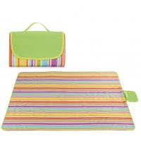 Buy cheap Reusable Outdoor Picnic Blanket Waterproof For Park / Beach / City Green Space product