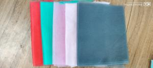 Buy cheap colorful nonwoven fabric for face mask pink/green/red/BLACK/GREY product
